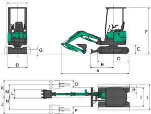17VX-3-Dimensions